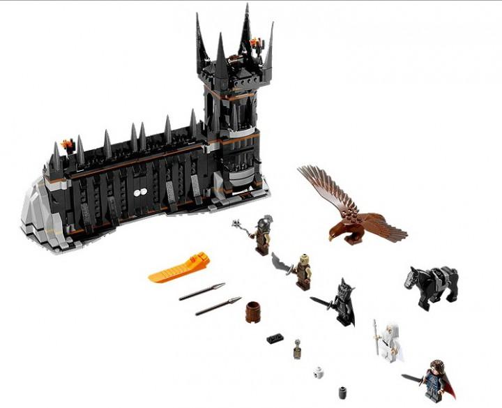 Bild zu LEGO Herr der Ringe - Die Schlacht am schwarzen Tor 79007