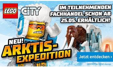 LEGO City Arktis Expedition