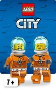 LEGO City Weltraumhafen