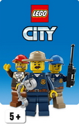 LEGO City Bergpolizei
