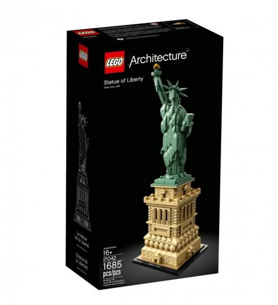 LEGO Architecture 21042 - Freiheitsstatue - Statue of Liberty