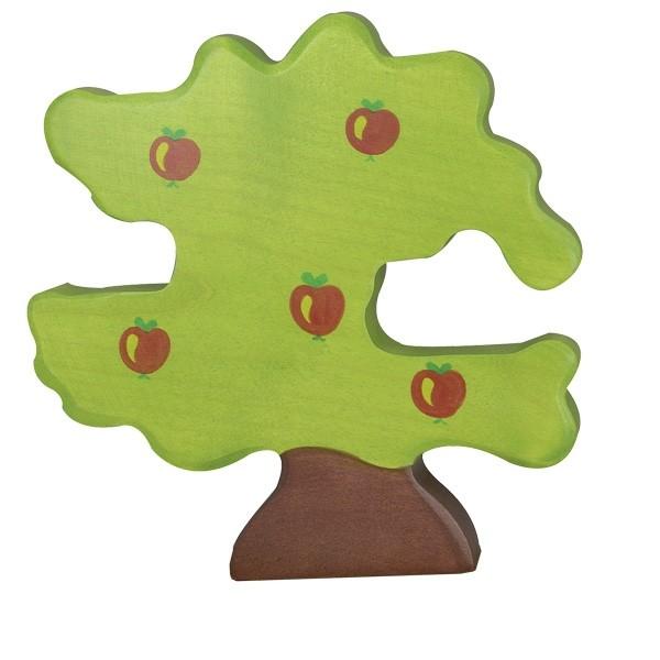 Holztiger Apfelbaum für Vögel (80218)