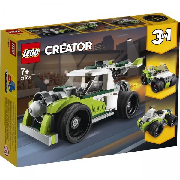 LEGO Creator - Raketen-Truck (31103)