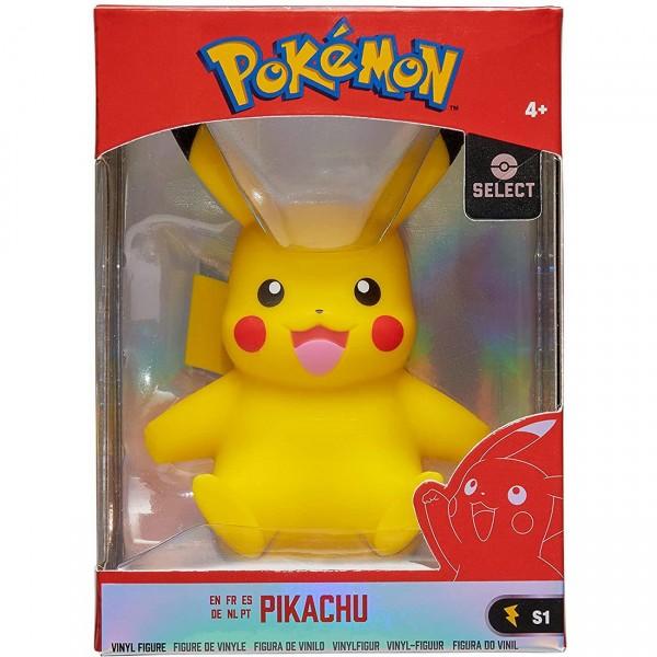 Pikachu - Pokemon Kanto Figur Vinyl 10 cm (Boti 37262)