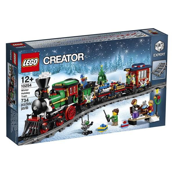 LEGO 10254 - Festlicher Weihnachtszug