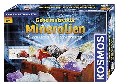 Geheimnisvolle Mineralien (Kosmos 633059)