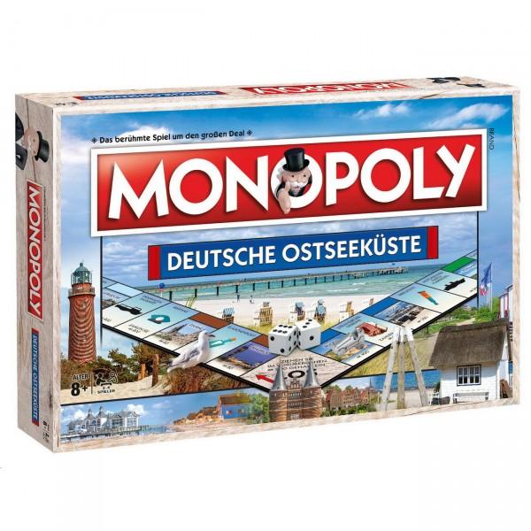Monopoly Deutsche Ostseeküste (Winning Moves)