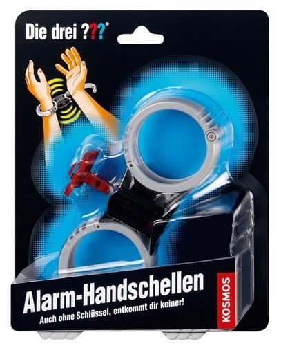 Die drei ??? - Alarm Handschellen (Kosmos 631291)
