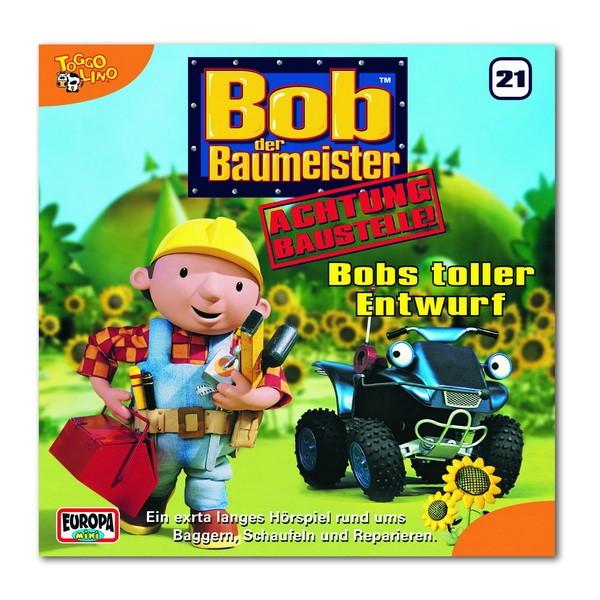 CD Bob der Baumeister: Bobs toller Entwurf (21)