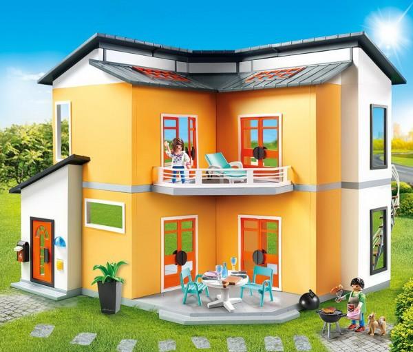 Playmobil 9266 - Modernes Wohnhaus (City Life)