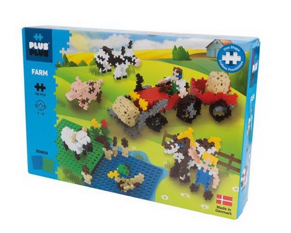 Plus-Plus - Basic Bauernhof 760 Teile (3809) - Bausteine kaufen
