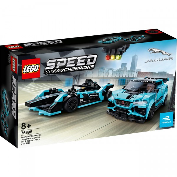 LEGO Speed Champions - Formula E Panasonic Jaguar Racing (76898)