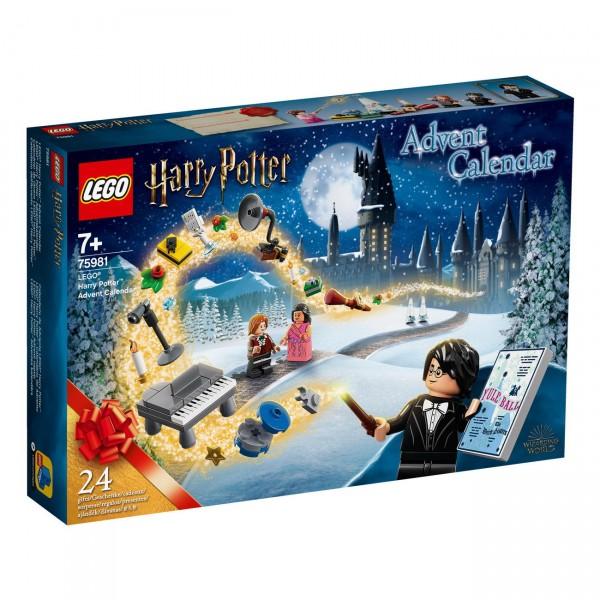 LEGO Harry Potter 75981 - Adventskalender 2020