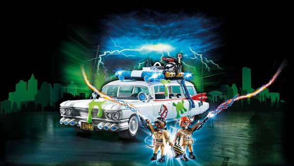 Playmobil 9220 - Ghostbusters Ecto-1 (Ghostbusters)