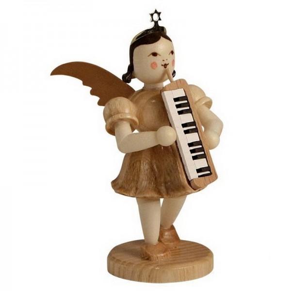 Blank Kurzrock-Engel mit Melodika
