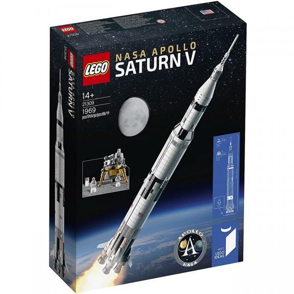LEGO 21309 - Apollo Saturn 5