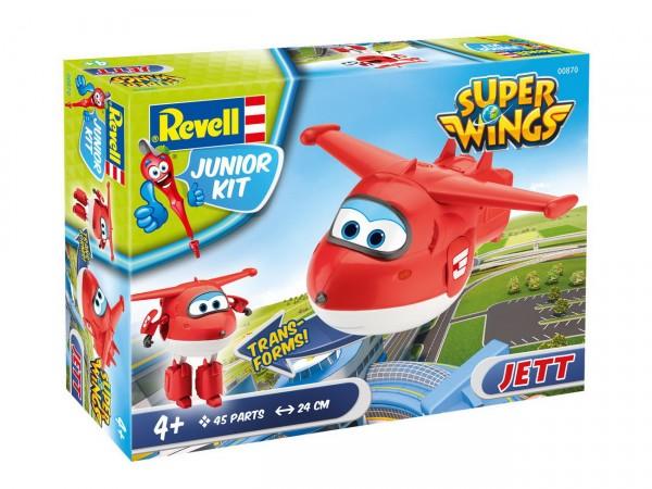 Revell Junior 00870 - Super Wings Jett Modell