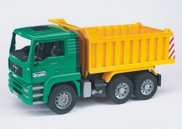 BRUDER 02765 - MAN-LKW mit Kippmulde