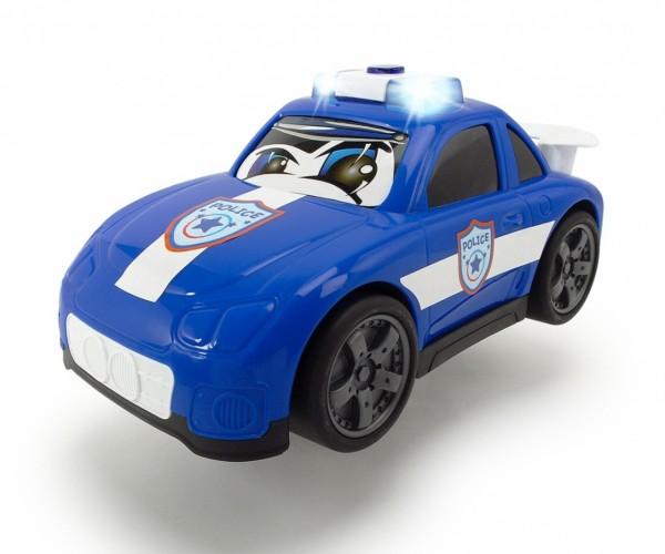 Happy Rescue - Einsatzwagen Polizei blau (Dickie Toys)