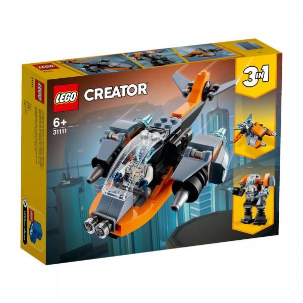 LEGO Creator 31111 - Cyber-Drohne