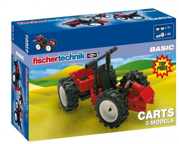 fischertechnik 505279 - Carts (Basic)