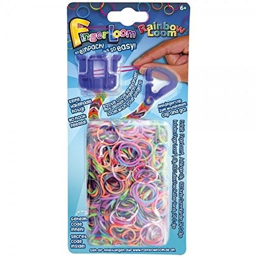 Rainbow Loom FingerLoom lila