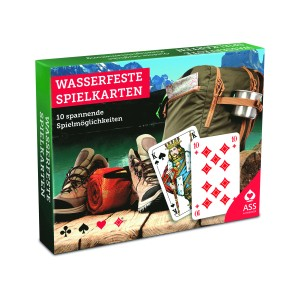 Wasserfeste Spielkarten (ASS 97290)