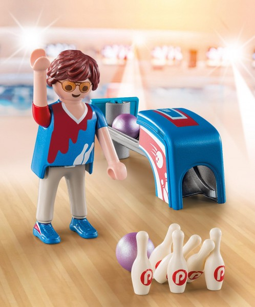 Playmobil 9440 - Bowling-Spieler (Special Plus)
