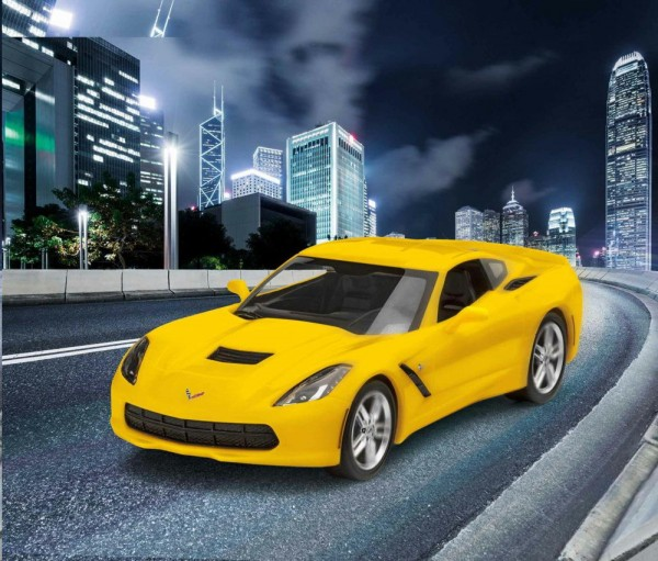 Revell 07449 - 2014 Corvette Stingray - Easy click Modell