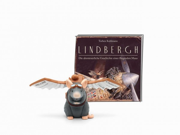 Tonies - Lindbergh - Die abenteuerliche Geschichte einer fliegenden Maus - Hörbuch