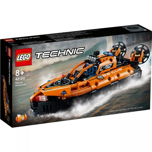 LEGO Technic 42120 - Luftkissenboot für Rettungseinsätze