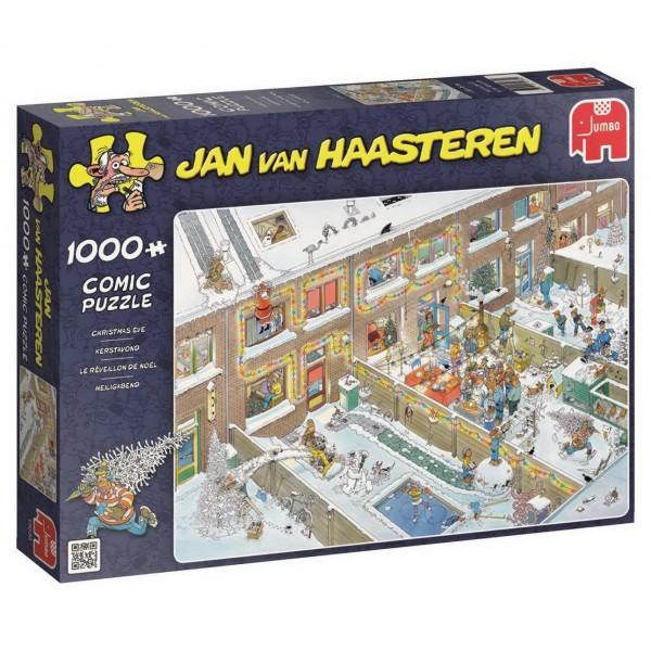 Puzzle - Heiligabend (van Haasteren) - 1000 Teile
