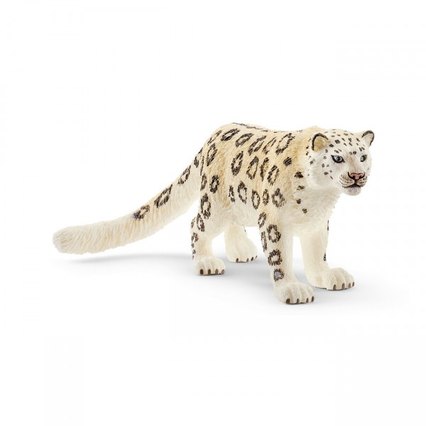 Schneeleopard - Schleich 14838 - Wild Life Figur