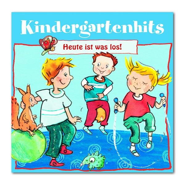 CD Kindergartenhits: Heute ist was los!