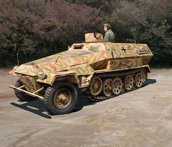 Revell 03295 - SdKfz 251 1 Ausf A