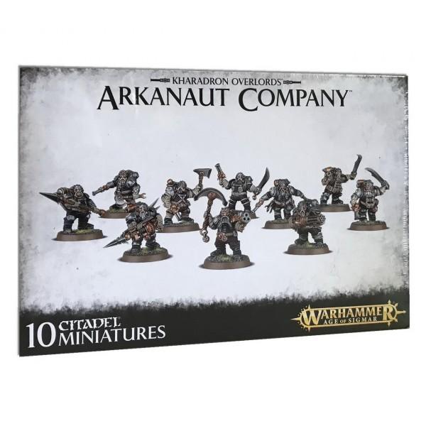 Warhammer: Age of Sigmar - Arkanaut Company (84-35)