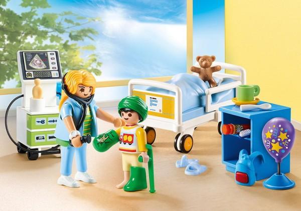 Playmobil 70192 - Kinderkrankenzimmer