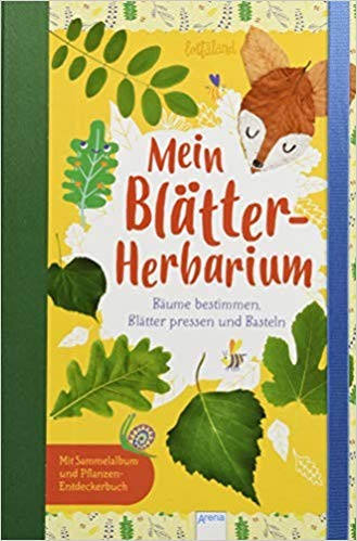 Mein Blätter Herbarium (Arena Verlag)