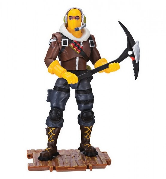 Fortnite - Raptor Figur - Solo Mode (Jazwares)
