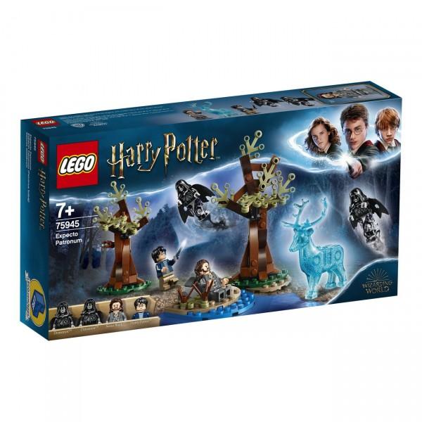 LEGO Harry Potter 75945 - Expecto Patronum
