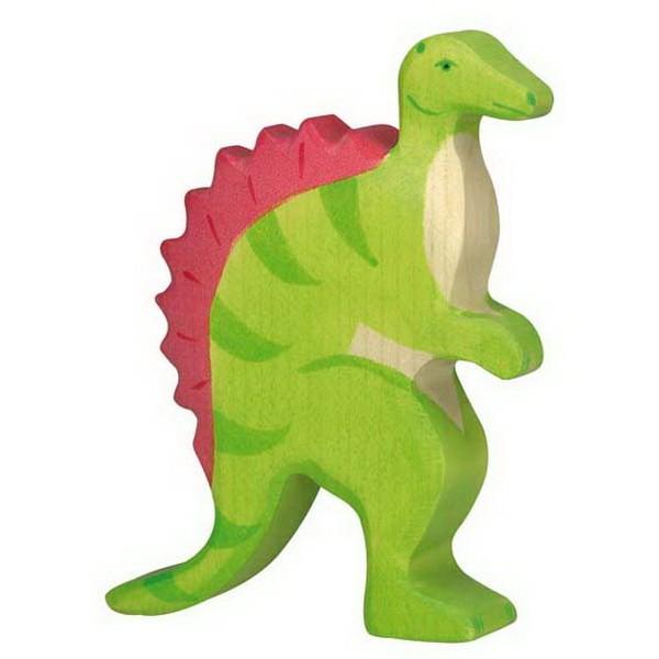 Holztiger Spinosaurus (80334) Dinosaurier Figur