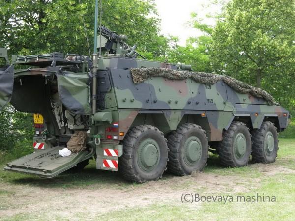 Revell 03283 - GTK Boxer Command Post NL
