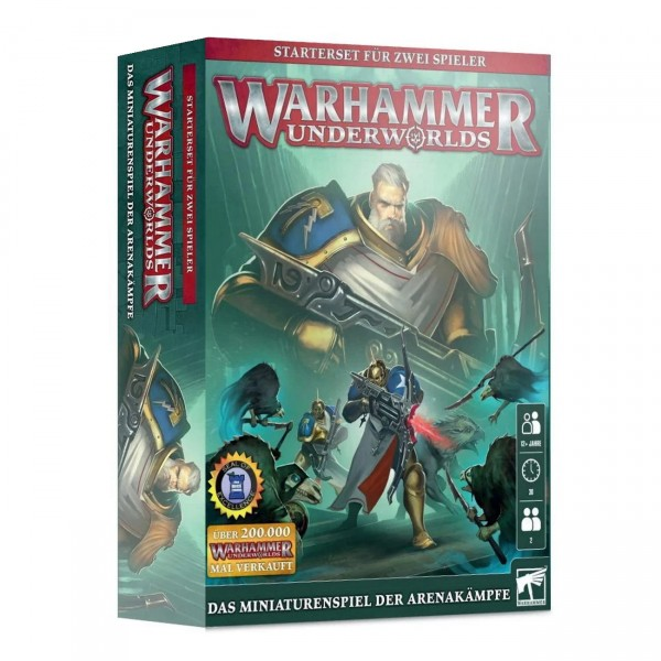Warhammer Underworlds: Starterset (110-01)
