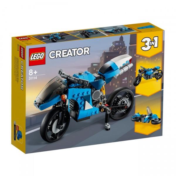 LEGO Creator 31114 - Geländemotorrad