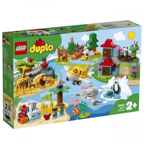 LEGO DUPLO (10907) Tiere der Welt