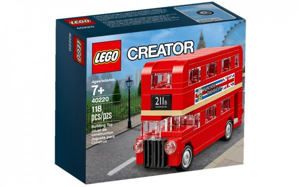 LEGO 40220 - London Bus