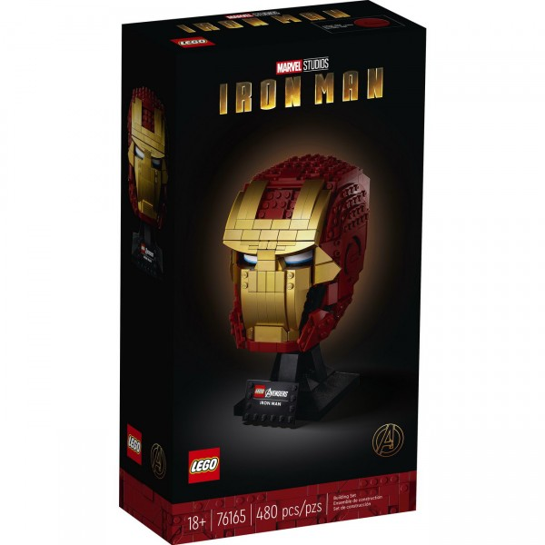 LEGO Marvel Avengers 76165 - Iron Mans Helm