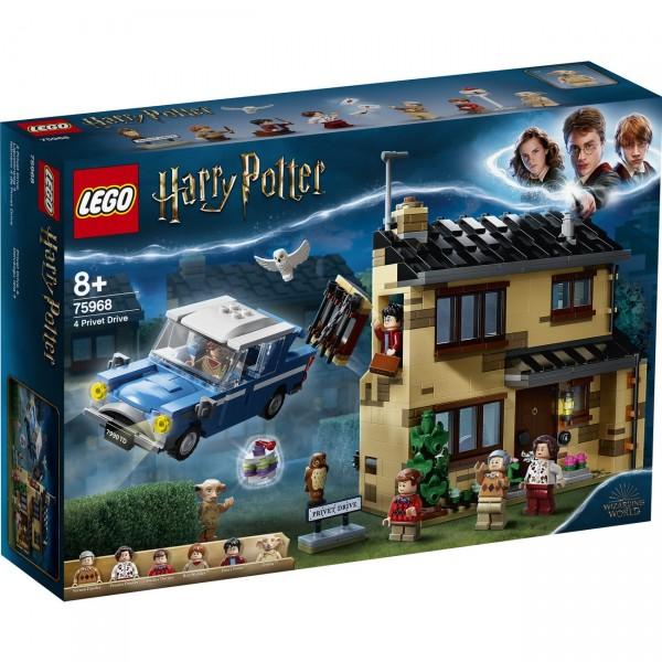 LEGO Harry Potter 75968 - Ligusterweg 4 - Privet Drive