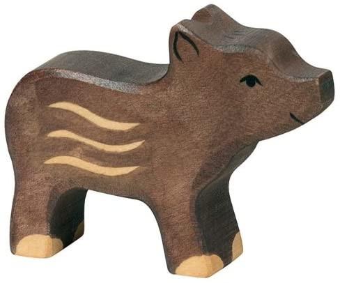 Holztiger Wildschwein Frischling (80093)