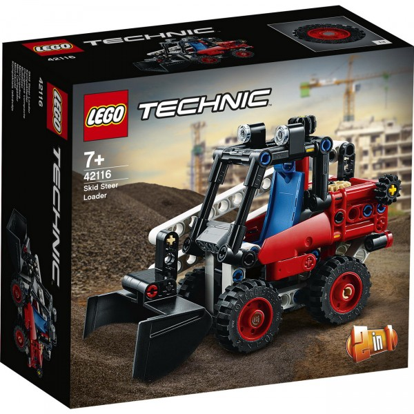 LEGO Technic 42116 - Kompaktlader